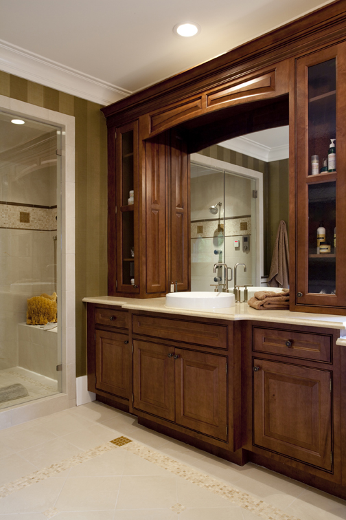 Greenhaven Home Master Bath