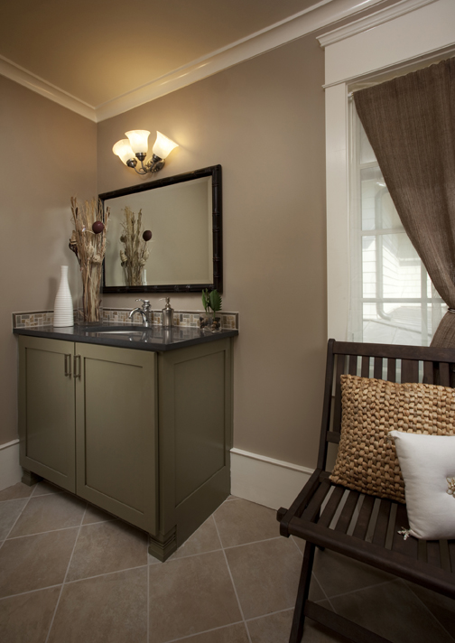 Greenhaven Home Study Bath