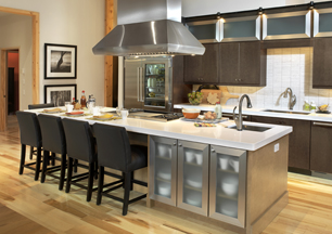 2011 Dream Home Kitchen